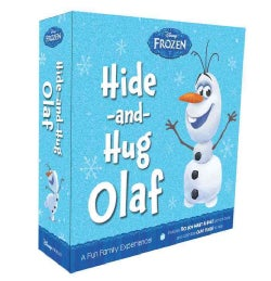 Frozen Hide-and-Hug Olaf: A Fun Family Experience!