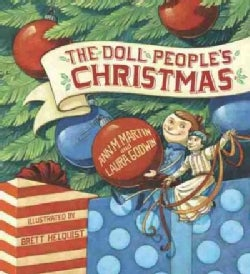 The Doll People's Christmas (Hardcover)