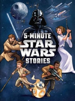 5-Minute Star Wars Stories (Hardcover)