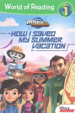 How I Saved My Summer Vacation (Paperback)