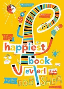 The Happiest Book Ever (Hardcover)