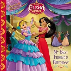 Elena of Avalor My Best Friend's Birthday (Paperback)