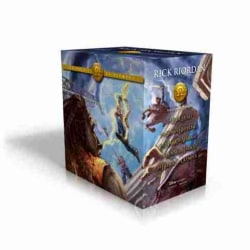 The Heroes of Olympus Boxed Set (Paperback)