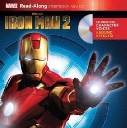 Iron-man 2 Read-along Storybook