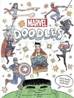 Marvel Doodles (Paperback)