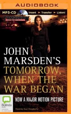 Tomorrow, When the War Began (CD-Audio)