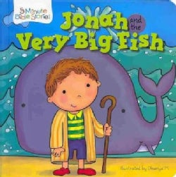 Jonah and the Very Big Fish (Board book)