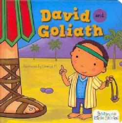David and Goliath (Board book)