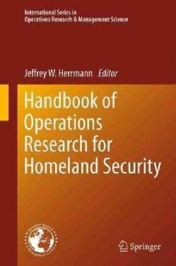 Handbook of Operations Research for Homeland Security (Paperback)