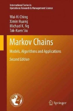 Markov Chains: Models, Algorithms and Applications (Paperback)