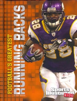 Football's Greatest Running Backs (Hardcover)