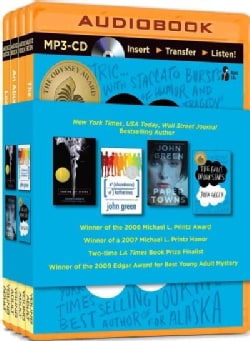 John Green Audiobook Collection: Looking for Alaska / An Abundance of Katherines / Paper Towns / The Fault in Our ... (CD-Audio)