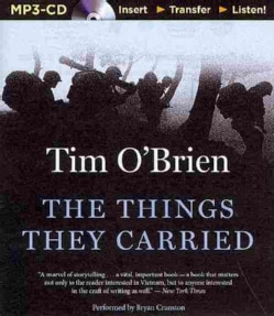 The Things They Carried (CD-Audio)