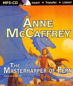 The Masterharper of Pern (CD-Audio)