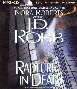 Rapture In Death (CD-Audio)