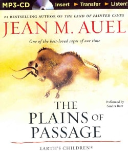 The Plains of Passage (CD-Audio)