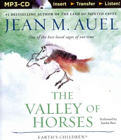 The Valley of Horses (CD-Audio)