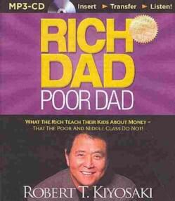 Rich Dad Poor Dad (CD-Audio)