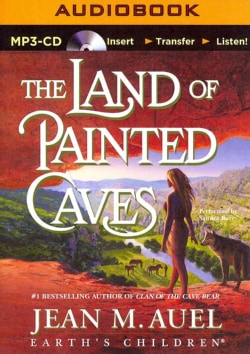 The Land of Painted Caves (CD-Audio)