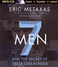 Seven Men: And the Secrets of Their Greatness (CD-Audio)