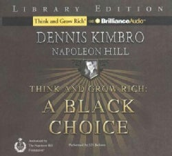 Think and Grow Rich: A Black Choice, Library Edition (CD-Audio)