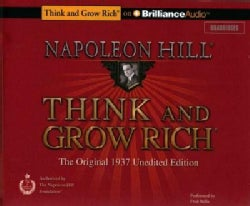 Think and Grow Rich: The Original 1937 Unedited Edition (CD-Audio)