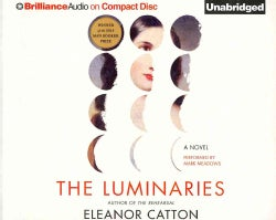 The Luminaries (CD-Audio)