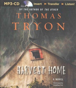 Harvest Home (CD-Audio)