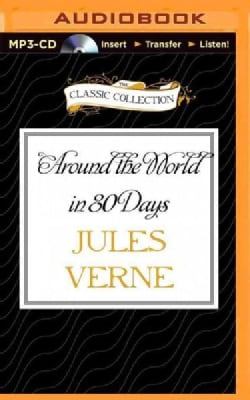 Around the World in 80 Days (CD-Audio)