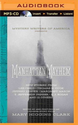 Manhattan Mayhem (CD-Audio)
