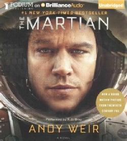 The Martian (CD-Audio)