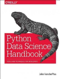 Python Data Science Handbook: Essential Tools for Working With Data (Paperback)