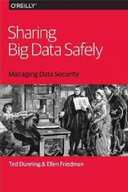 Sharing Big Data Safely: Managing Data Security (Paperback)