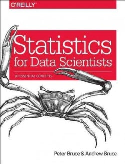 Practical Statistics for Data Scientists: 50 Essential Concepts (Paperback)