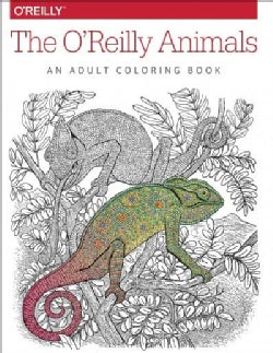 The O'reilly Animals: An Adult Coloring Book (Paperback)