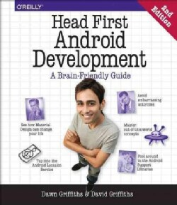 Head First Android Development: A Brain-friendly Guide (Paperback)