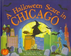 A Halloween Scare in Chicago (Hardcover)