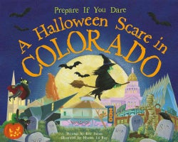 A Halloween Scare in Colorado (Hardcover)