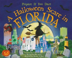 A Halloween Scare in Florida (Hardcover)