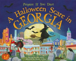 A Halloween Scare in Georgia (Hardcover)