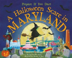 A Halloween Scare in Maryland (Hardcover)
