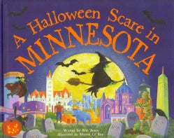 A Halloween Scare in Minnesota (Hardcover)
