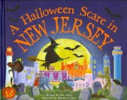 A Halloween Scare in New Jersey (Hardcover)