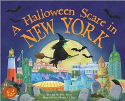 A Halloween Scare in New York (Hardcover)