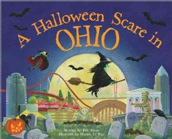 A Halloween Scare in Ohio (Hardcover)