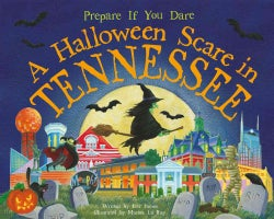 A Halloween Scare in Tennessee (Hardcover)