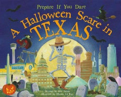 A Halloween Scare in Texas (Hardcover)