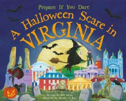 A Halloween Scare in Virginia (Hardcover)