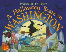 A Halloween Scare in Washington (Hardcover)