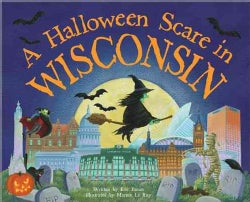 A Halloween Scare in Wisconsin (Hardcover)